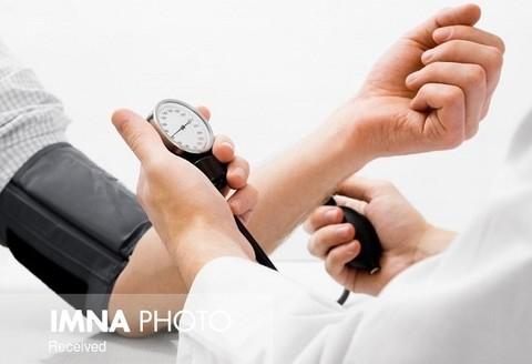 یک سوم جمعیت کشور فشار خون بالا دارند