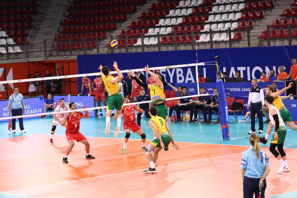 یک برد، دو مسابقه، سه امتیاز/ ایران ۳- استرالیا ۰