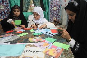 نمایشگاه کودک محور قصه ها در اصفهان