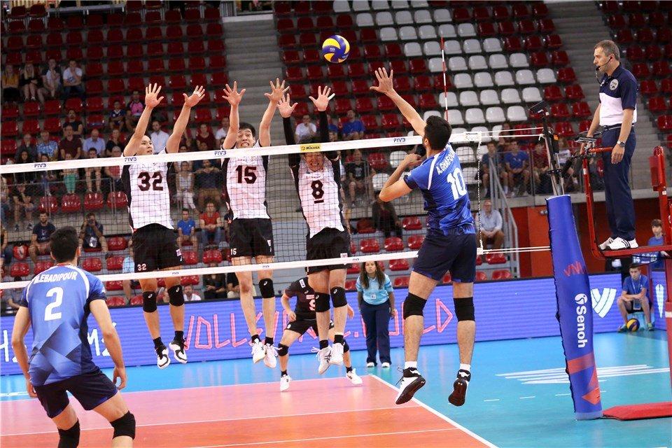 شکست ناباورانه ایران مقابل ژاپن / ایران ۱ - ژاپن ۳