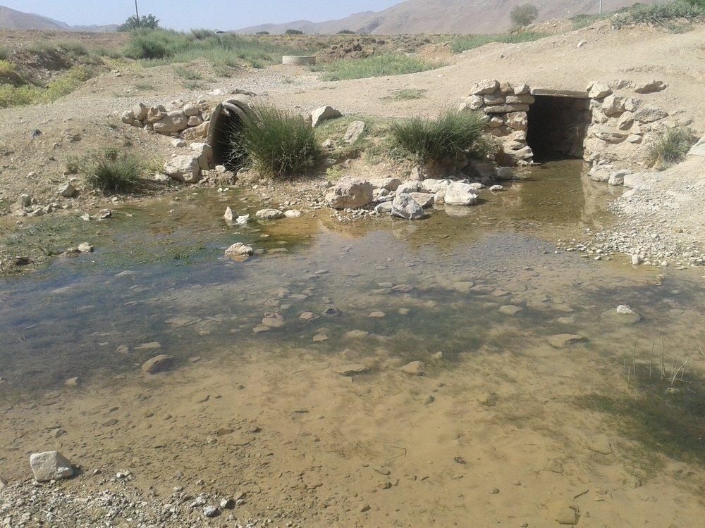 احیای قناتهای خشک شهرضا