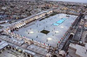 رونقبخشی و توانبخشی میدان امام علی در دستور کار است