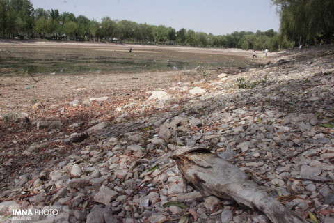 Water recirculation method to revive Zayande-rood River