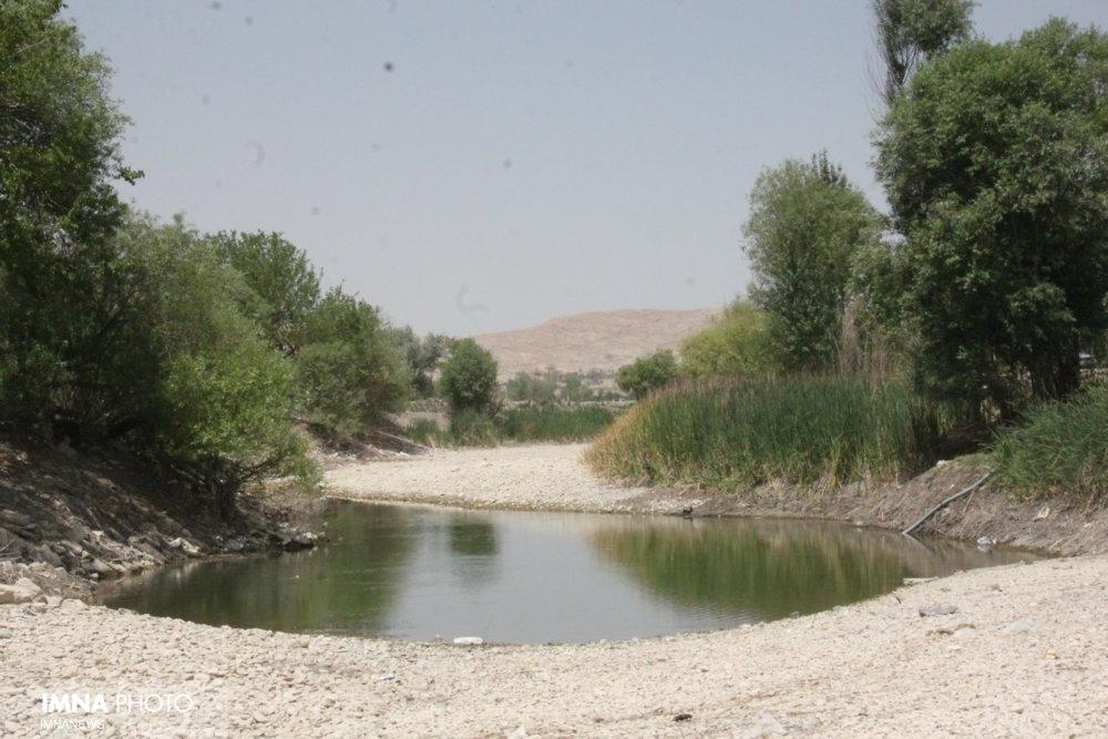 احیای زاینده رود نیازمند طرحهای خلاقانه