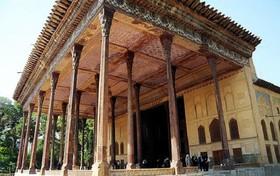 کاخ موزه چهلستون سه روز تعطیل است