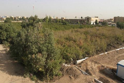 ۱۳۰ هکتار از اراضی بستر و حریم کشف رود ساماندهی میشود