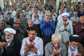 نماز جمعه رهنان با حضور شهردار اصفهان