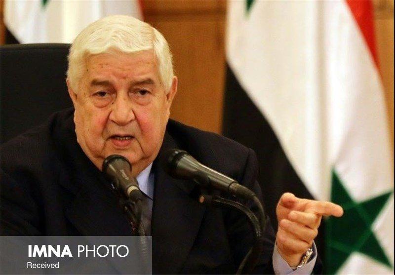 ولید معلم، وزیر خارجه سوریه درگذشت