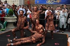 درخشش اصفهان در پنجمین همایش تئاتر مردمی خرداد