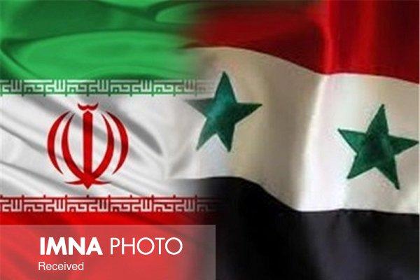 ایران بر حمایت از روند حل و فصل سیاسی بحران سوریه تاکید کرد