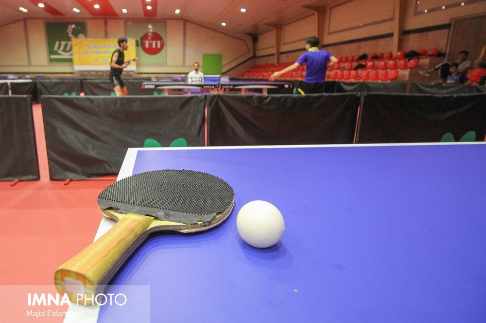رییس هیئت تنیس روی میز اصفهان انتخاب شد