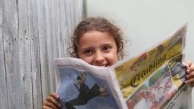 روزی که کودکان صاحب روزنامه شدند
