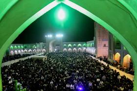 مراسم شب ۲۳ رمضان (مسجد جامع اصفهان )