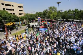 روز قدس تبلور احساس مسئولیت ایرانیها بود
