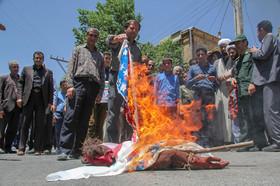 راهپیمایی روز قدس در سمیرم