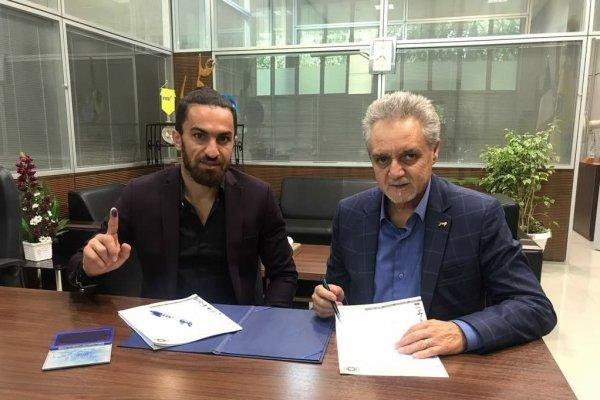 Khaled Shafiei - Sepahan