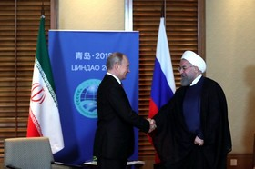 پوتین بر موفقیتهای ایران و روسیه در حل بحران سوریه تاکید کرد