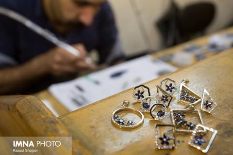 برگزاری نمایشگاه زیورآلات دستساز در اصفهان