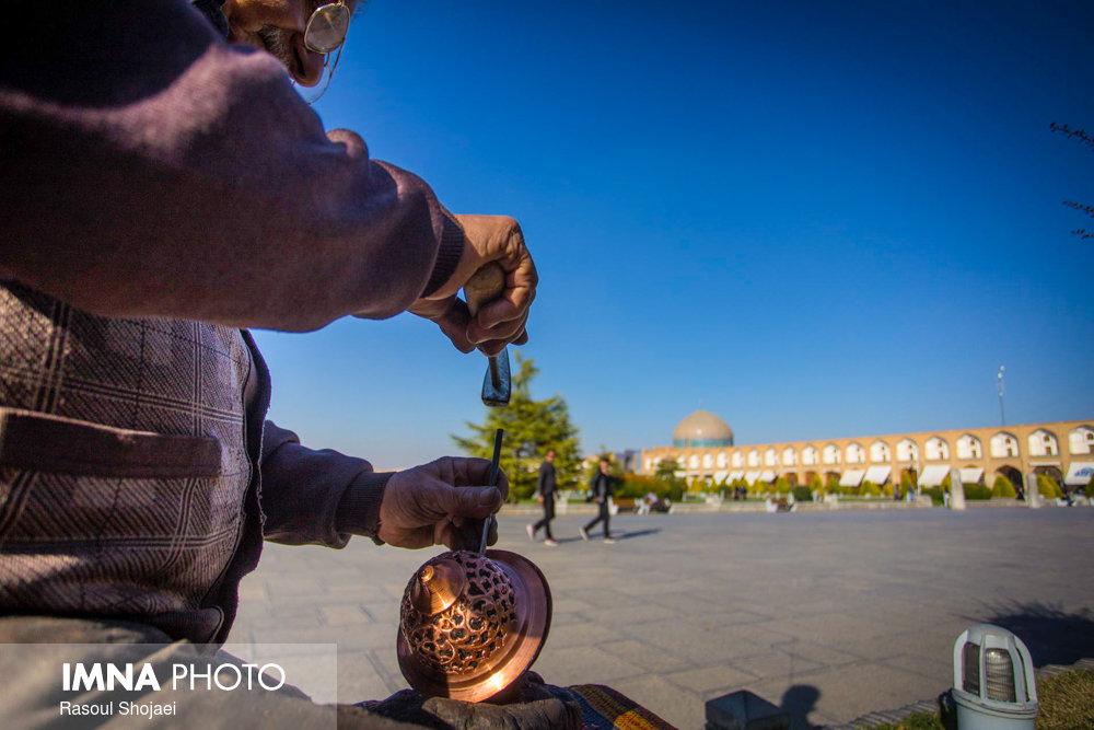 میراث فرهنگی و هنری کانون اصلی گردشگری خلاق