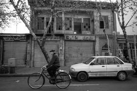 سایه روشن های خیابان طالقانی