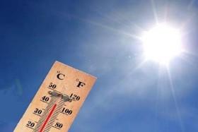 روند افزایشی دمای هوای اصفهان