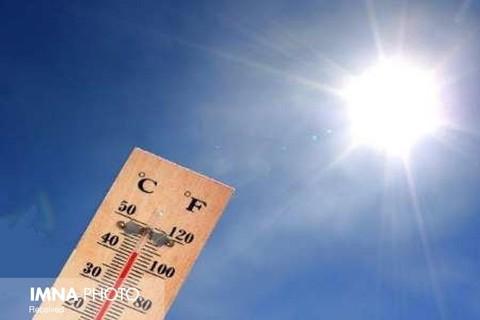 دمای هوا در استان اصفهان افزایش مییابد