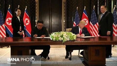 عقبنشینی آمریکا از افشای برنامه هستهای کره شمالی