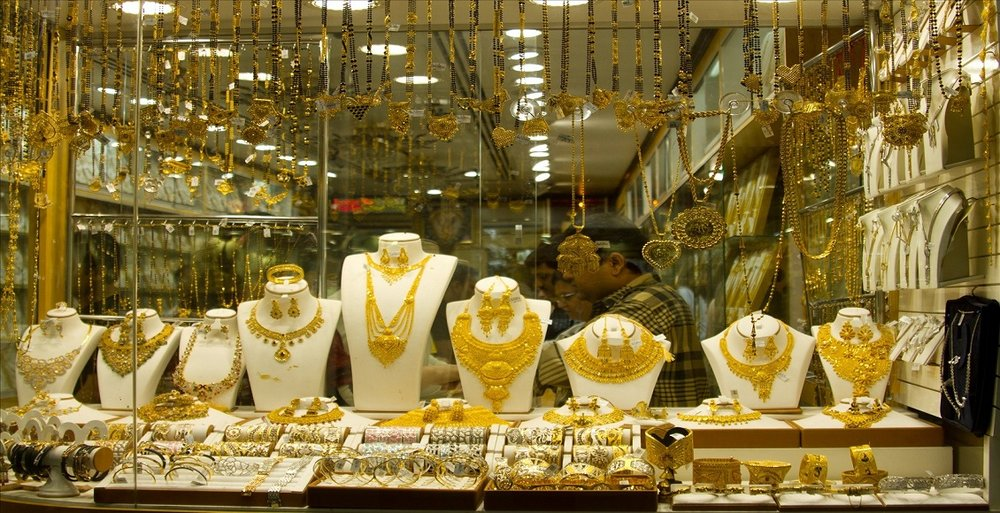 Isfahan; capital of gold in Iran