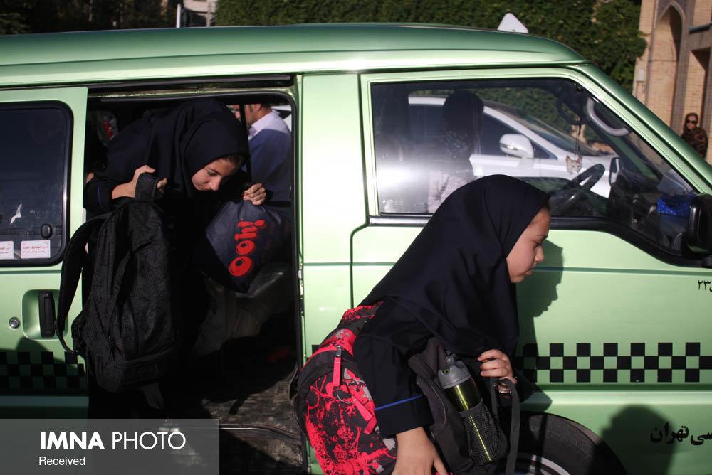 شرایط بازگرداندن هزینه سرویس مدارس در اصفهان اعلام شد