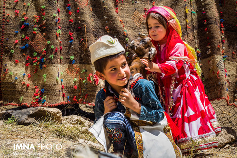 Qashqai people; Meeting authentic nomads of Iran