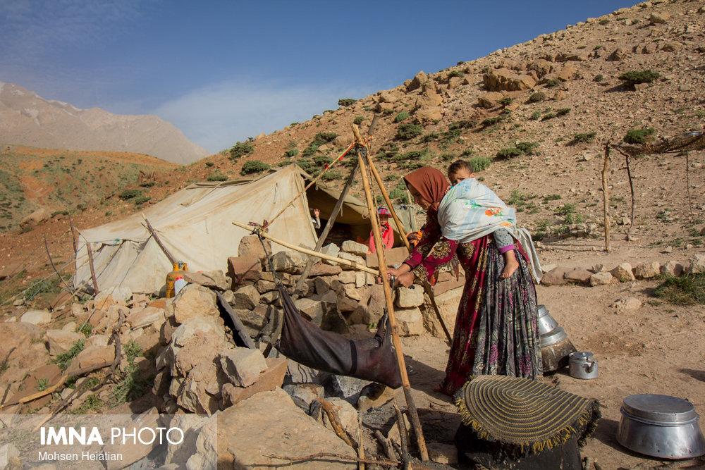 توسعه گردشگری عشایر در استان چهارمحال و بختیاری
