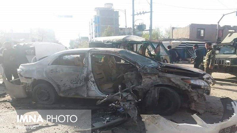 شهادت یک فرمانده بسیج در حادثه تروریستی زاهدان-خشخاش