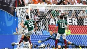 اولین شگفتی جام با شکست ژرمن ها مقابل مکزیک
