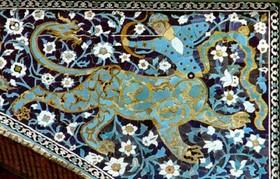 طالع اصفهان در قوس است