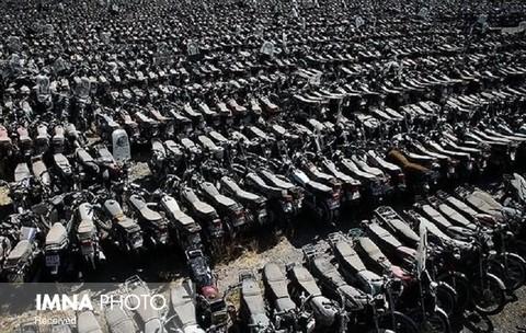 تمدید مهلت طرح ویژه ترخیص موتورسیکلتهای توقیفی