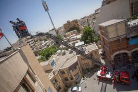 تجهیزات جدید آتشنشانی به بهره برداری میرسد