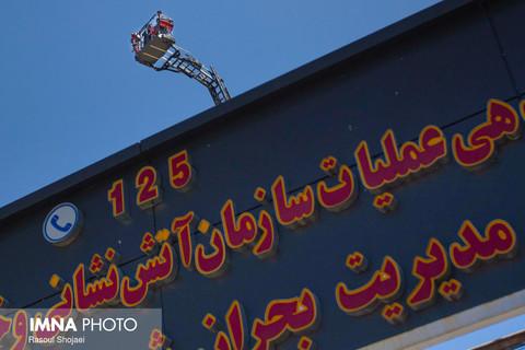 نجات ۷۸ شهروند سمنانی از حوادث در مردادماه