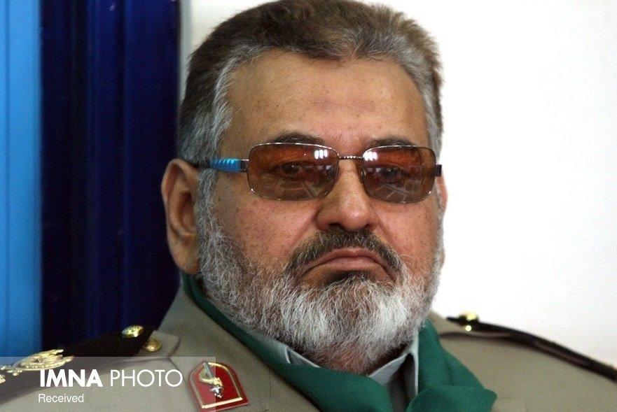 سرلشکر فیروزآبادی دعوت حق را لبیک گفت