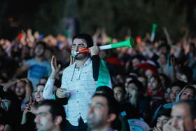 فیلم | صدای ایران ایران در کوه صفه