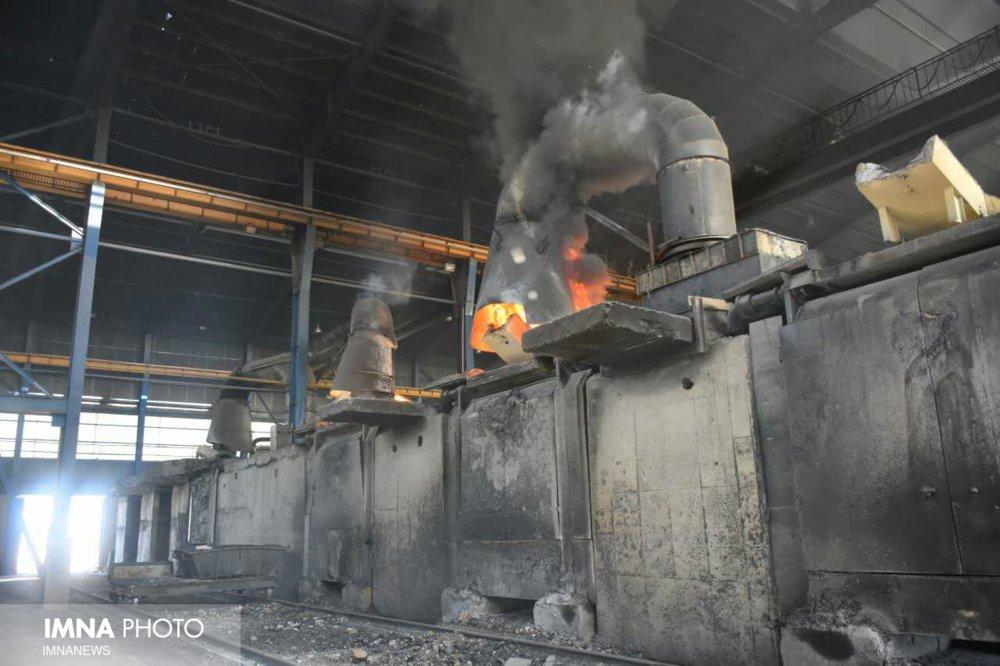 بینیازی صنایع فولاد کشور از واردات محصولات نسوز