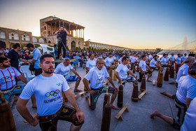 Isfahan hosts Fun Run ceremony for first time