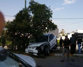 تصادفات ۲۴ ساعت اخیر اصفهان ۱۱ مجروح داشت
