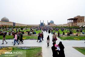 اصفهان، کمربند فرهنگی چهار فصل است