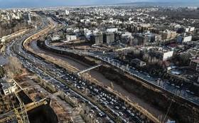 رودخانه خشک شیراز ساماندهی میشود