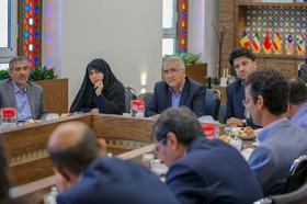 شورای سازمان های شهرداری با حضور شهردار اصفهان