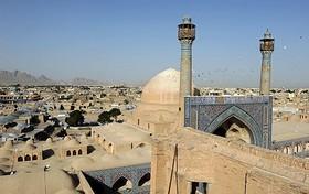 Nezam Al-molk dome; wonderful Islamic architecture