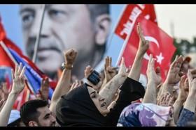 توسعه اقتصادی و برخورد با کودتاگران برنامه جدید اردوغان است