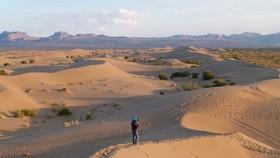 Garmeh; village at heart of desert