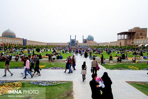 تلاش برای نجات بازار گردشگری در اصفهان