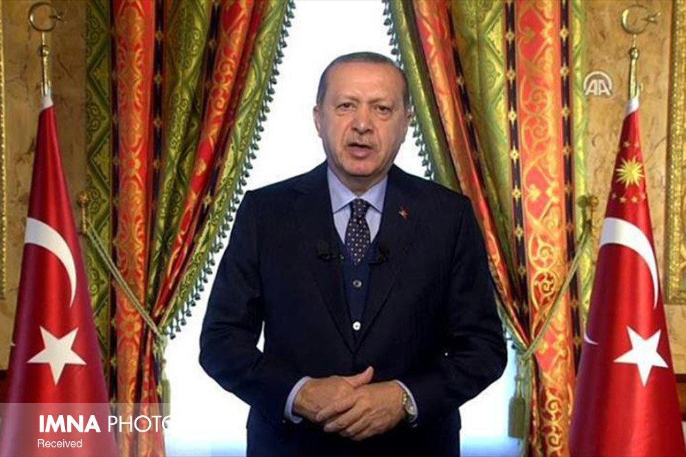 پیام نوروزی اردوغان